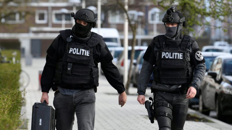 Dutch Authorities Search For Motive in Tram Shooting