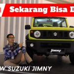 VIDEO: Lihat Langsung All-New Suzuki Jimny Versi Indonesia