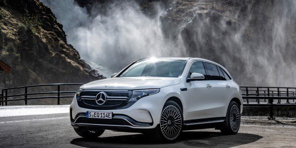 Mercedes-Benz EQC 400 4MATIC Siap Dijual di AS
