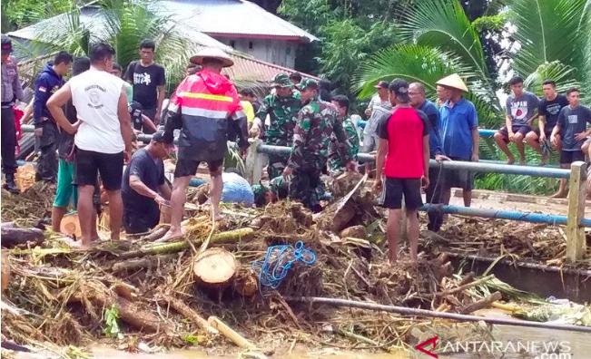Berita Duka, Armando Meninggal Dunia Akibat Banjir Bandang