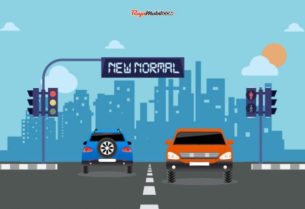 Tips Menggunakan Mobil Pada Situasi New Normal