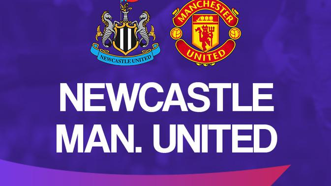 Live Streaming Liga Inggris: Newcastle United Vs Manchester United