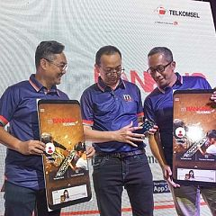 Telkomsel perkuat layanan digital banking