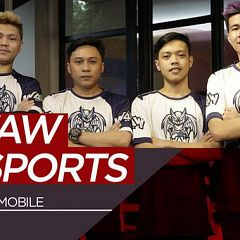 VIDEO: WAW, Tim E-Sports Reza Arap yang Potensial